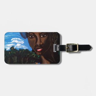 Earth Mother and Goddess of the Planet Luggage Tag
