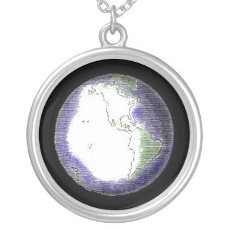 Earth Personalized Necklace