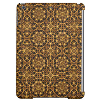 Earth Octagons Pattern Case For iPad Air