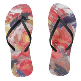 Earth of Fire Shima Zori Flip Flops