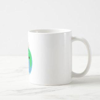 Earth On Fire Coffee Mug