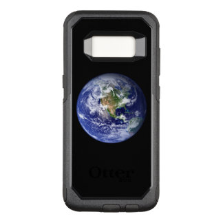 Earth OtterBox Commuter Samsung Galaxy S8