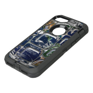 Earth OtterBox Defender iPhone 8/7 Case