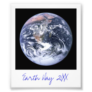 Earth Photo Print