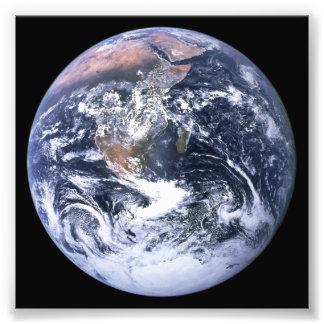 Earth Photo Print