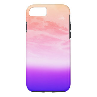 earth pink  closeup iPhone 8/7 case