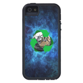 Earth Recycle iPhone 5 Covers