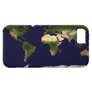 Earth Satellite Image iPhone 5 Covers