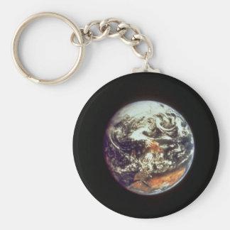 Earth, seen from Apollo 17, 1972, courtesy of NASA Keychain