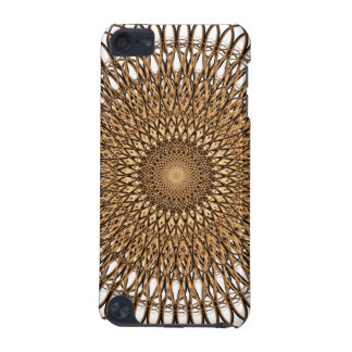 Earth Spiral Mandala iPod Touch (5th Generation) Cover