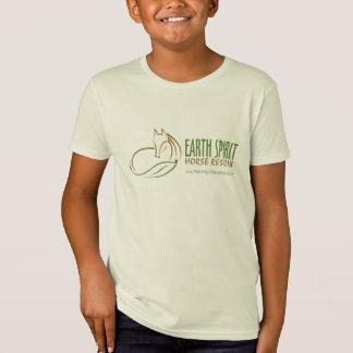 Earth Spirit Horse Rescue Inc. T-Shirt (kids)-2