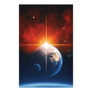 earth stationery