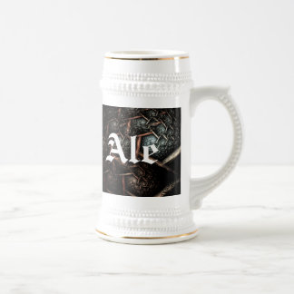 EARTH TEXTURE Design Ale Mug