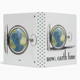 Earth Time Binder