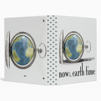 Earth Time Binders
