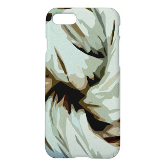 Earth Tone Earthy Abstract Art iPhone 8/7 Case