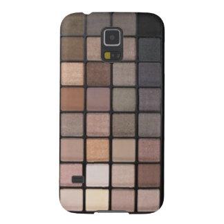 Earth tone Eyeshadow Samsung Galaxy S5 Case