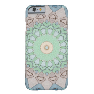 Earth Tone Pastels Mandala Barely There iPhone 6 Case