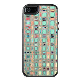 Earth Toned Multi-Color Pattern OtterBox iPhone 5/5s/SE Case
