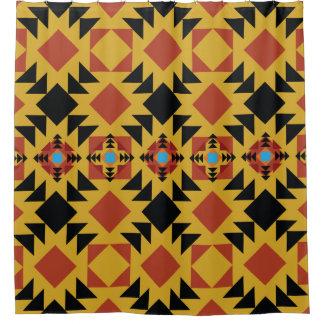 Earth Tones Southwestern Tribal Pattern