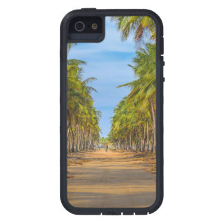 Earth Topical Road Porto Galinhas Brazil Case For The iPhone 5