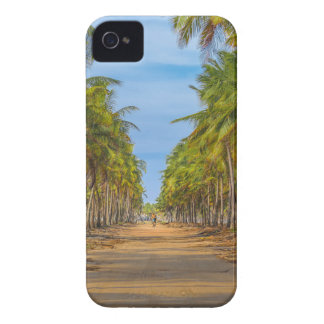 Earth Topical Road Porto Galinhas Brazil iPhone 4 Case-Mate Case