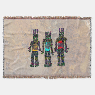 Earth Wind and Fire Throw Blanket