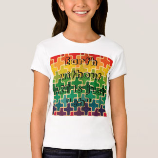 Earth Without ART T-shirt (youth)