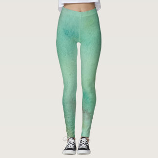 Earth zodiac star sign leggings