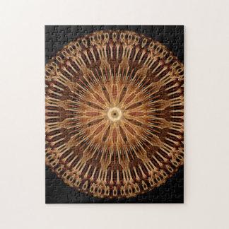 Earthen Door Mandala Puzzle
