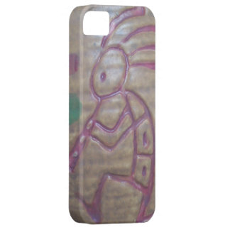 Earthenware Kokopelli iPhone 5 Cases