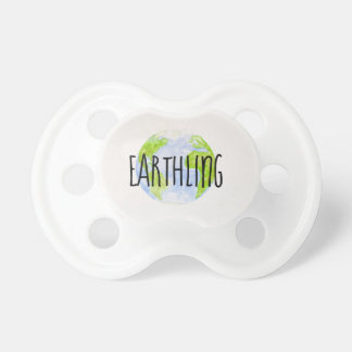 Earthling Baby Pacifier
