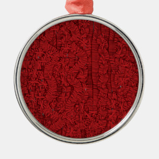 Earthly by Nature Metal Ornament