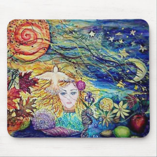 Earthly Delights Mouse Pad
