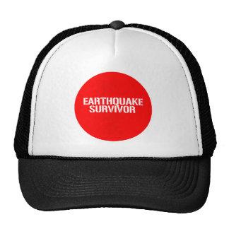 EARTHQUAKE SURVIVOR MESH HATS