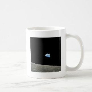 Earthrise Classic White Coffee Mug