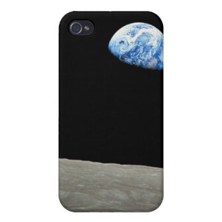 Earthrise  iPhone 4 cover