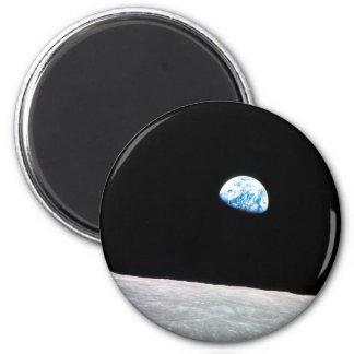 Earthrise Magnet