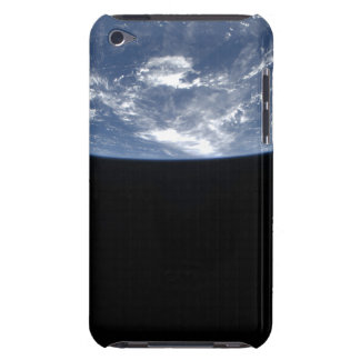 Earth's horizon and the blackness of space 2 Case-Mate iPod touch case