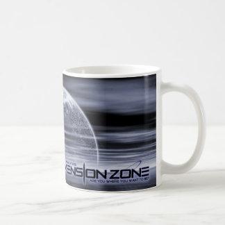 Earths Ice Age Classic White Coffee Mug