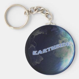 earthside_keych01 basic round button keychain