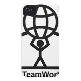 EarthTeamWork iPhone 4 Cases