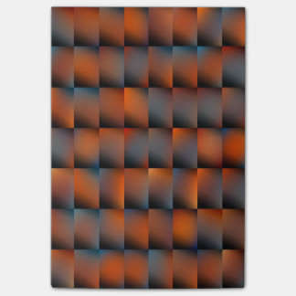 Earthy Abstract Post-it® Notes