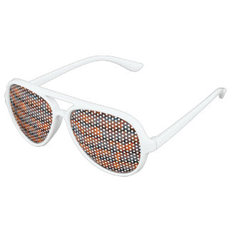 Earthy Abstract Sunglasses