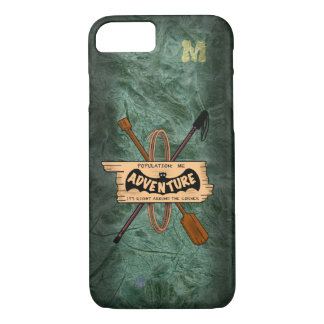 EARTHY ADVENTURE ICON by Slipperywindow iPhone 8/7 Case