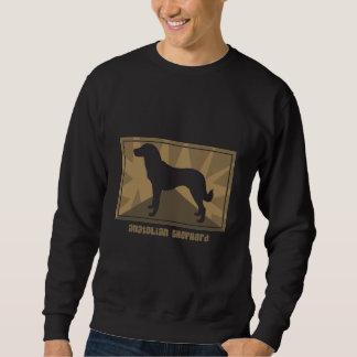 Earthy Anatolian Shepherd Gifts Sweatshirt