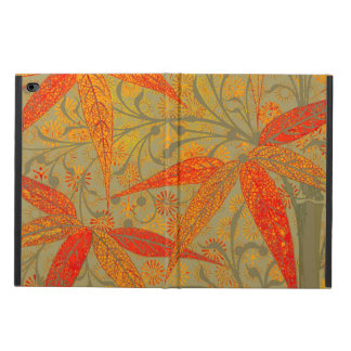 Earthy Bamboo Art Print Illustration Colorful Powis iPad Air 2 Case