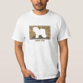 Earthy Bichon Frise Gifts T-Shirt