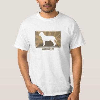 Earthy Bullmastiff Gifts T-Shirt