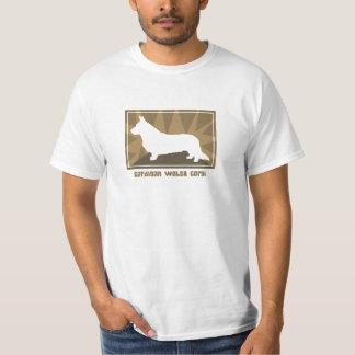 Earthy Cardigan Welsh Corgi TShirt